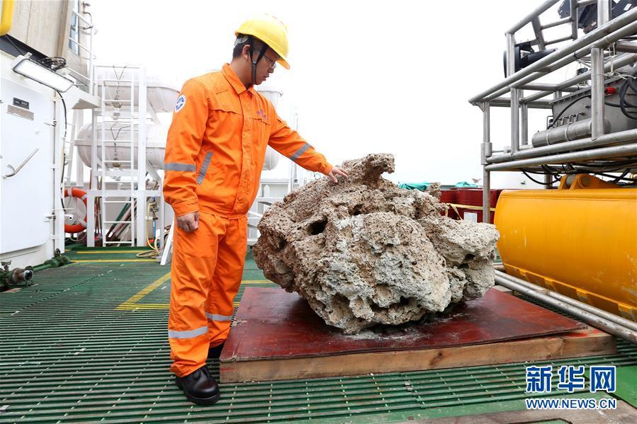 """(图文互动)(3)""""海洋地质十号""""完成中巴联合海洋地质科考航次"""