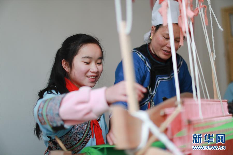 (文化)(3)贵州榕江:民族文化有传人