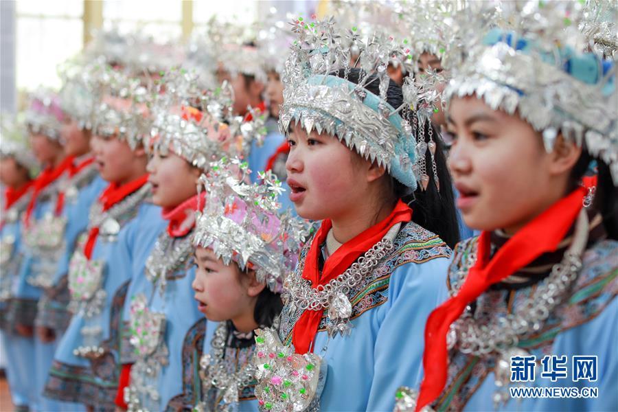 (文化)(6)贵州榕江:民族文化有传人