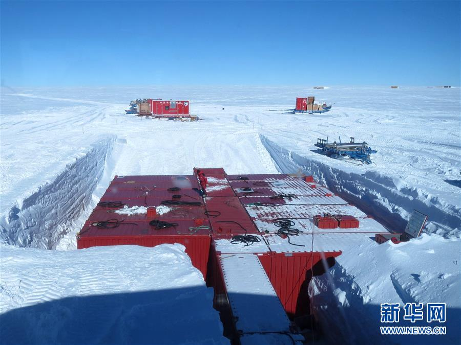 (图文互动)(1)我国首个南极雪下建筑实现5大创新
