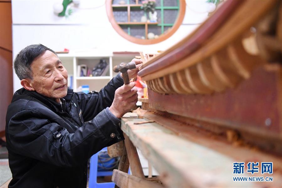 (社会)(1)郑文祥:造船传艺一世情