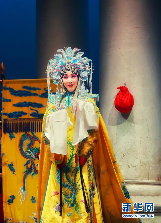 (习近平出访配合稿·图文互动)(1)通讯:当中国京剧遇上意大利歌剧——人文交流助力中意两国民心相通