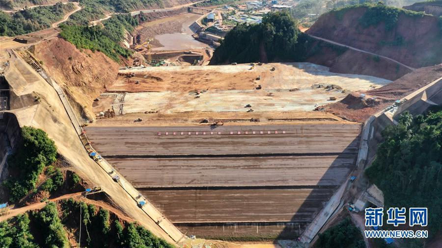 """(国际·图文互动)(1)""""一带一路""""上的""""七明珠""""——老挝南欧江水电站的绿色发展故事"""