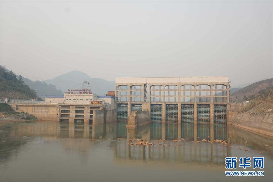 """(国际·图文互动)(3)""""一带一路""""上的""""七明珠""""——老挝南欧江水电站的绿色发展故事"""