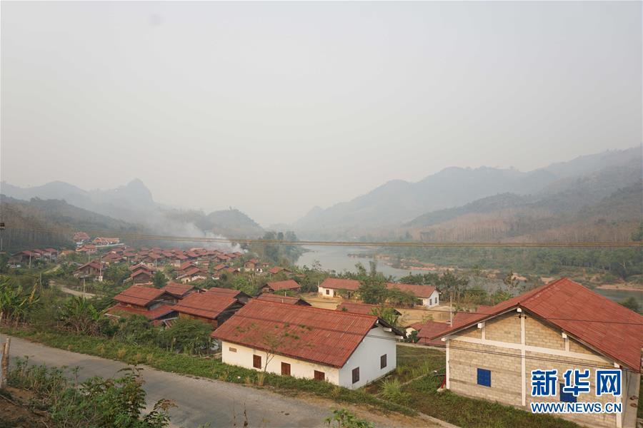 """(国际·图文互动)(4)""""一带一路""""上的""""七明珠""""——老挝南欧江水电站的绿色发展故事"""
