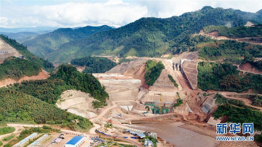"""(国际·图文互动)(5)""""一带一路""""上的""""七明珠""""——老挝南欧江水电站的绿色发展故事"""