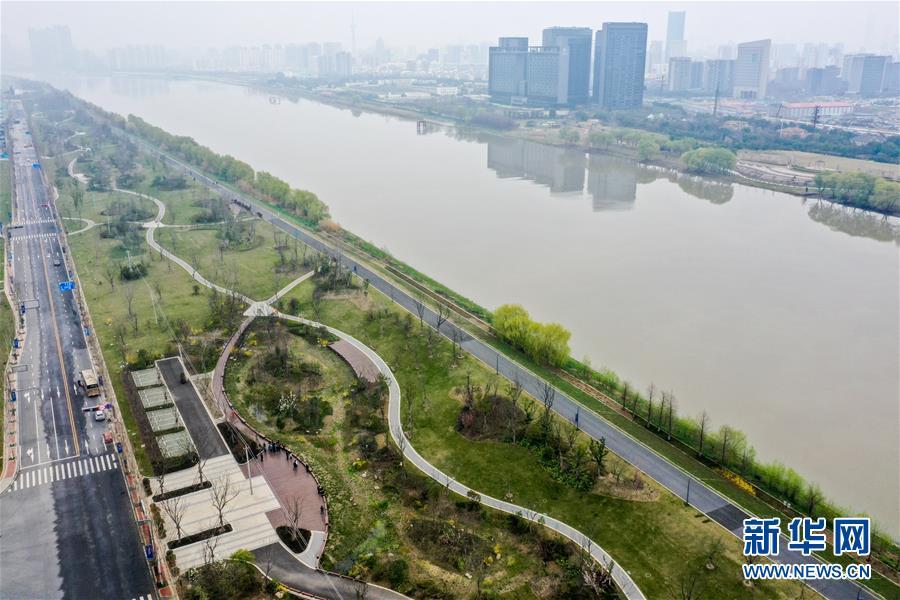 """(城市绿道建设·图文互动)(1)千里绿道:连缀""""六朝古都"""""""