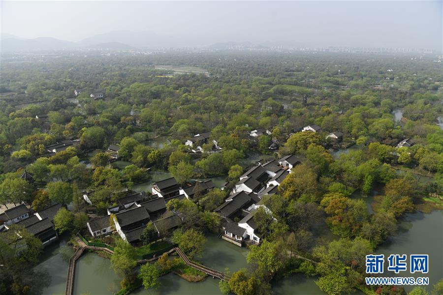 (环境)(1)2019中国杭州·西溪花朝节举行
