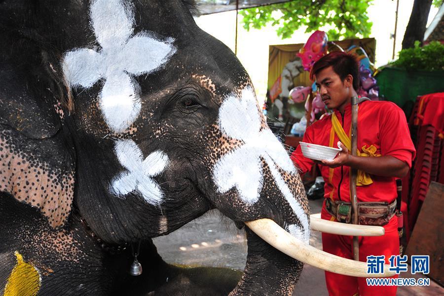 (国际)(2)泰国:迎接宋干节
