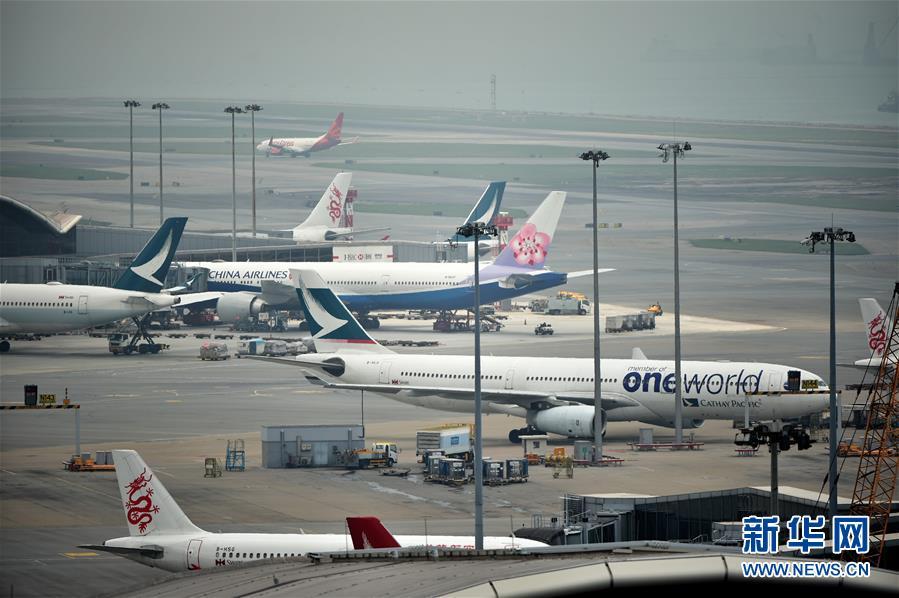 (图文互动)(1)香港助推构建粤港澳大湾区世界级机场群