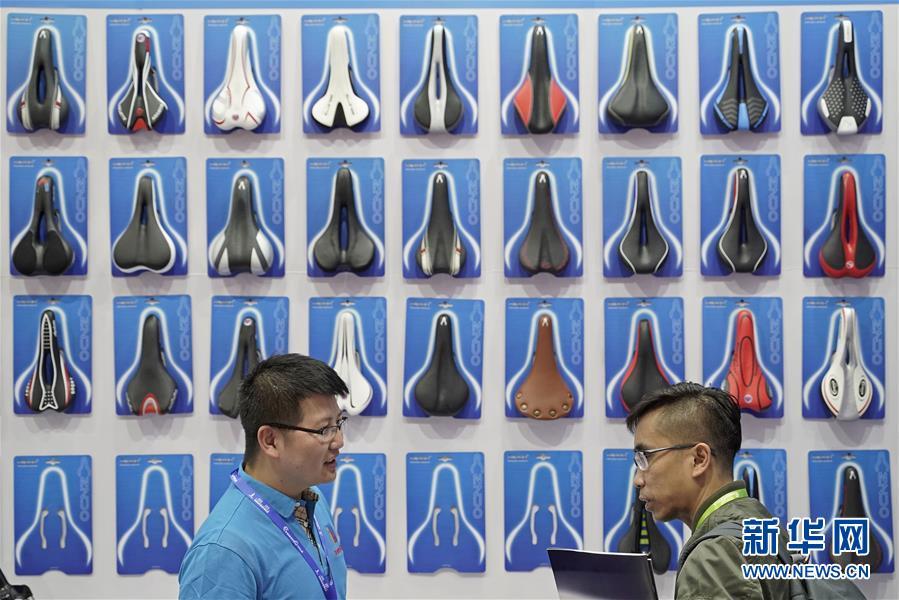 (社会)(1)第29届中国国际自行车展览会在沪开幕