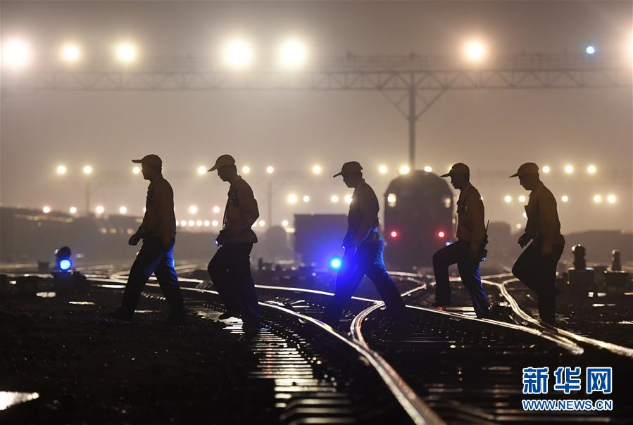 #(图片故事)(1)广西柳州:54年的铁路青春接力