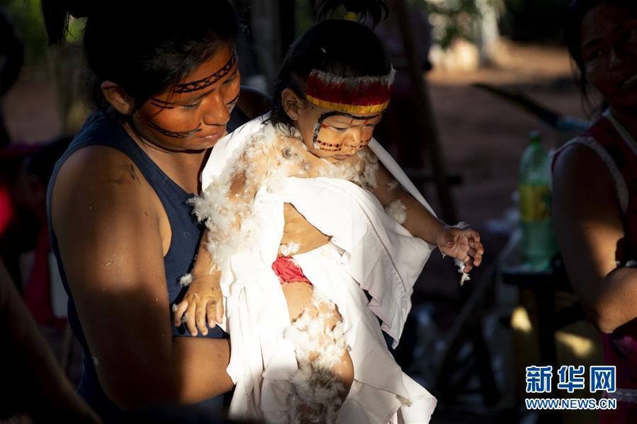 (国际)(1)原始村落过上现代化生活——记巴西印第安村民与中国公司的故事