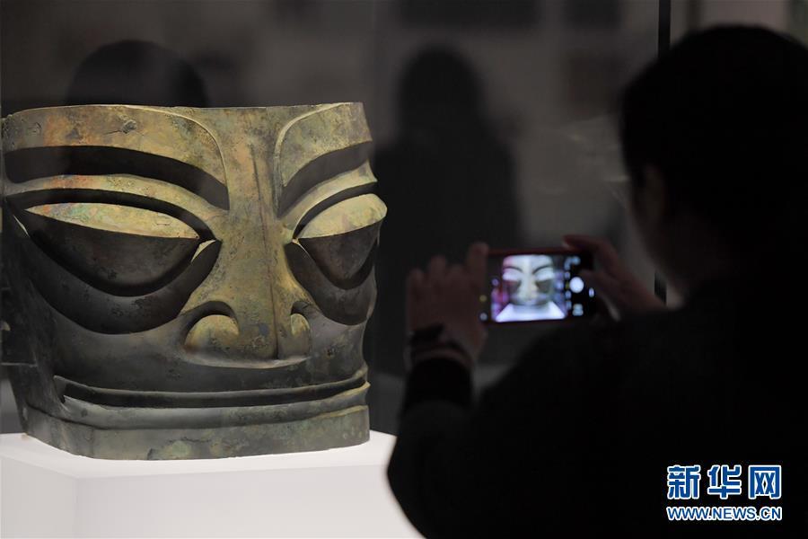 (图文互动)(1)多省文物汇集长沙展示数千年中华文明