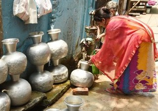 (國際)(2)達卡市民遭遇缺水難題
