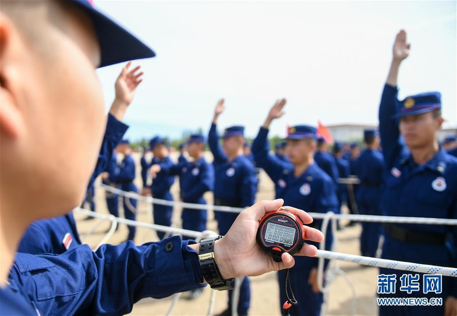 (社會)(5)內蒙古森林消防:夏季訓練忙