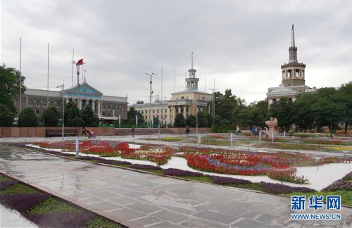 (习近平出访配合稿·图文互动)(1)新闻背景:吉尔吉斯共和国