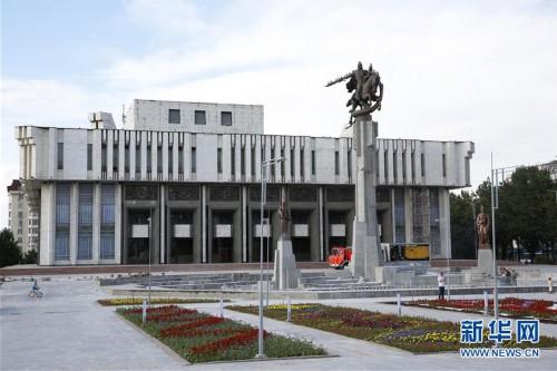 (习近平出访配合稿·图文互动)(8)新闻背景:吉尔吉斯共和国