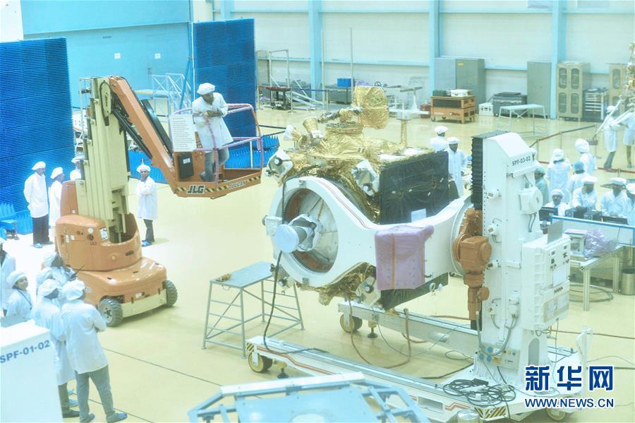 (国际)(1)印度空间机构宣布计划建空间站