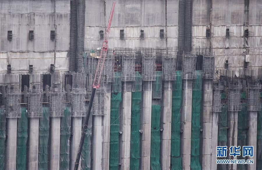 (经济)(2)白鹤滩水电站加紧建设
