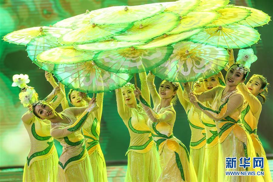 (夏季达沃斯论坛)(1)夏季达沃斯论坛举办文化晚宴