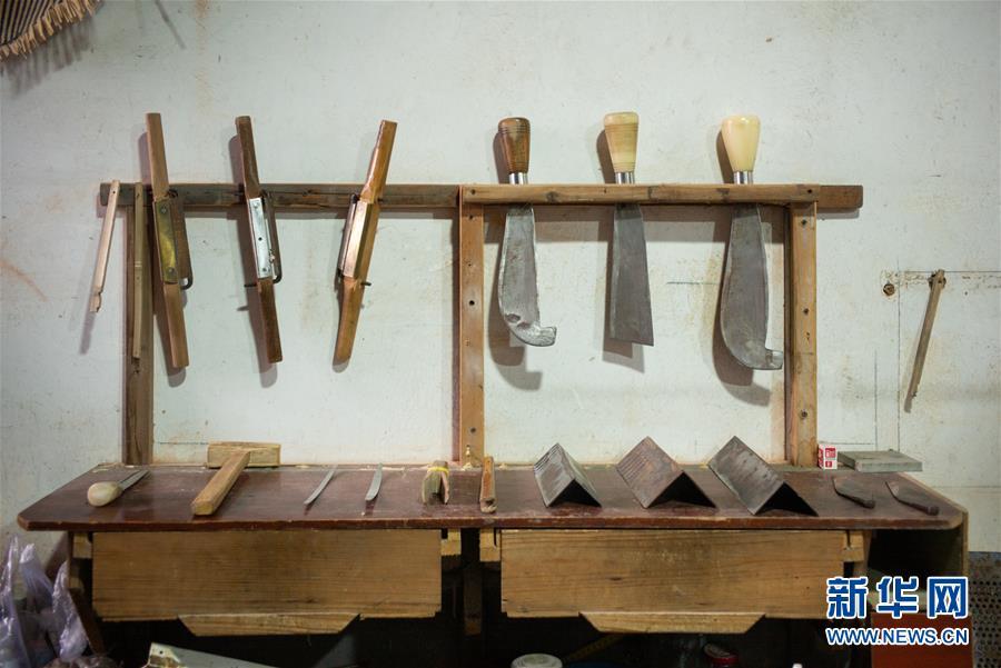 (文化)(5)浙江德清:马吉林的手艺坚守