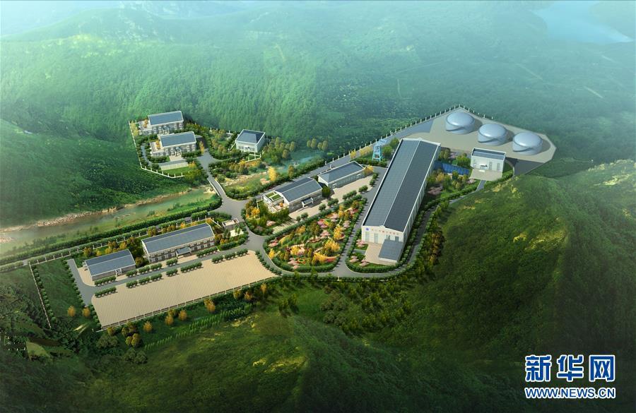 (科技)(1)江门中微子实验基础建设进入关键阶段