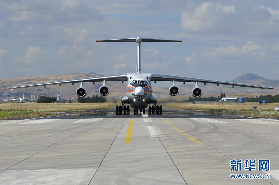 (国际)(1)土耳其宣布俄制S-400防空导弹系统开始交付