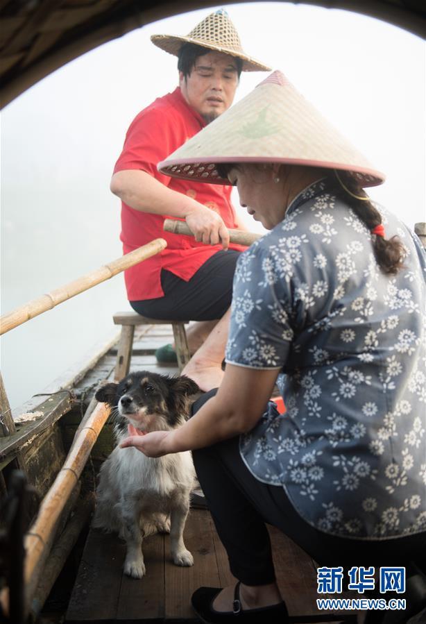 (社会)(6)江上渔模