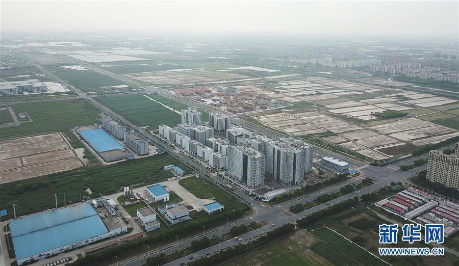 (新华全媒头条·图文互动)(1)开放新步伐 创新加速度——上海自贸试验区临港新片区正式起航