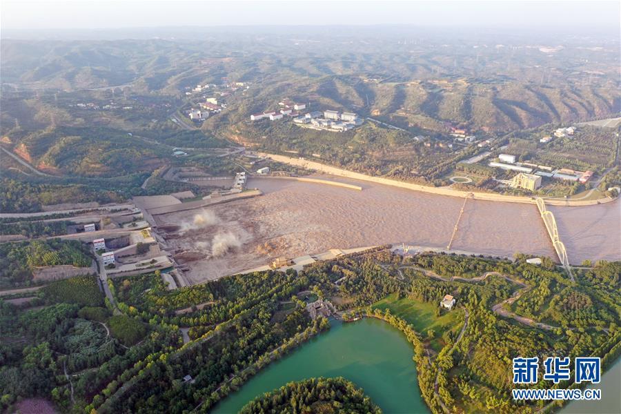 (图文互动)(1)大河奔流书写绿色发展画卷——黄河连续20年不断流启示