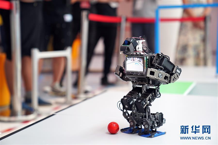 (科技)(1)自主智能机器人大比拼
