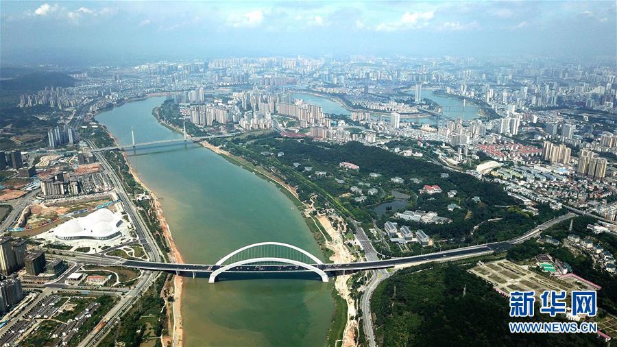 (聚焦六大新设自贸区·图文互动)(7)面向东盟塑造广西陆海开放全新格局
