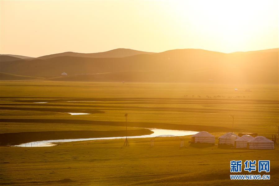 (美丽中国)(3)蜿蜒曲折的莫日格勒河
