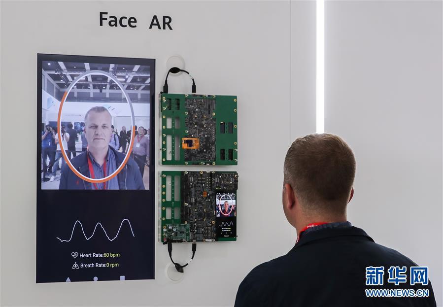 (国际)(1)中国家电创新成果亮相柏林国际电子展