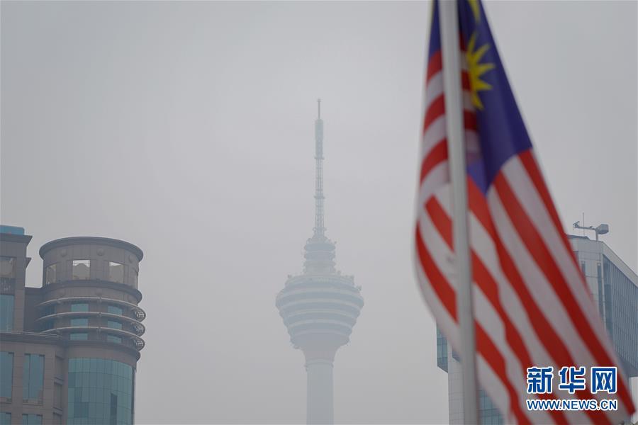 (国际)(1)马来西亚烟霾污染导致400多所学校停课