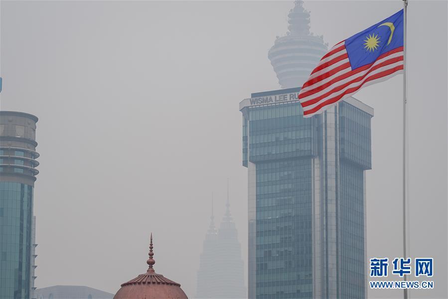 (国际)(2)马来西亚烟霾污染导致400多所学校停课