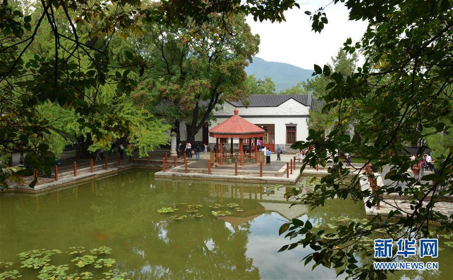 (社会)(1)北京开放香山革命纪念地
