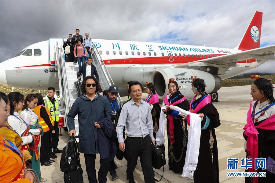 (经济)(1)四川甘孜格萨尔机场通航