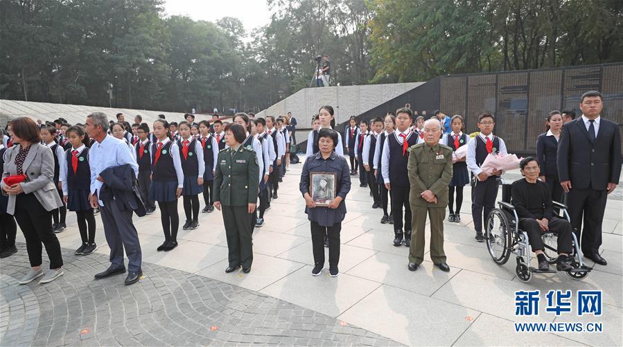 (图文互动)(1)让英雄回到亲人的怀抱——中国首次确认6位归国志愿军烈士遗骸身份