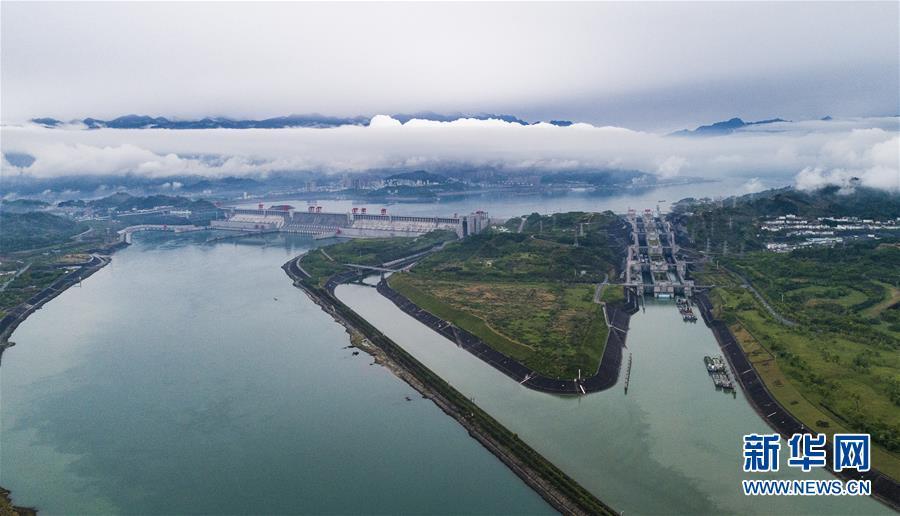 #(聚焦复工复产)(1)三峡水域货运加快恢复