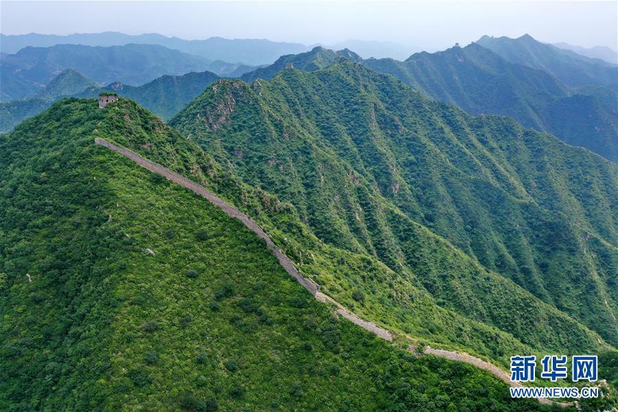(新华视界)(4)河北迁安:绿染长城