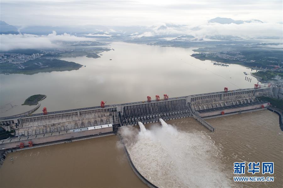 """#(防汛抗洪·图文互动)(3)""""长江2020年第2号洪水""""在长江上游形成"""