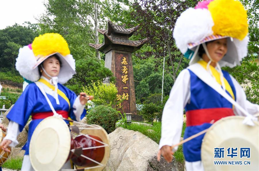 (社会)(2)吉林珲春:边境村发展特色乡村旅游
