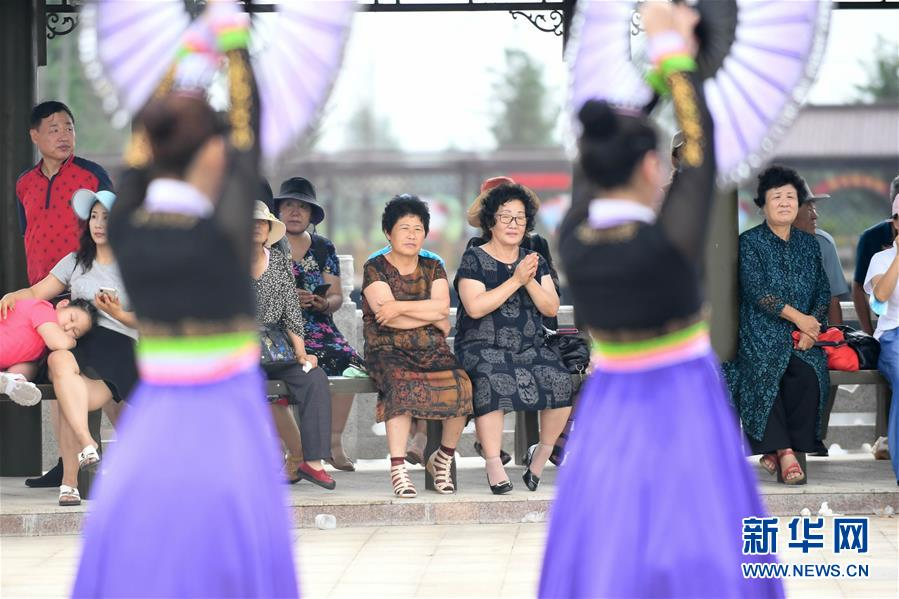 (社会)(6)吉林珲春:边境村发展特色乡村旅游
