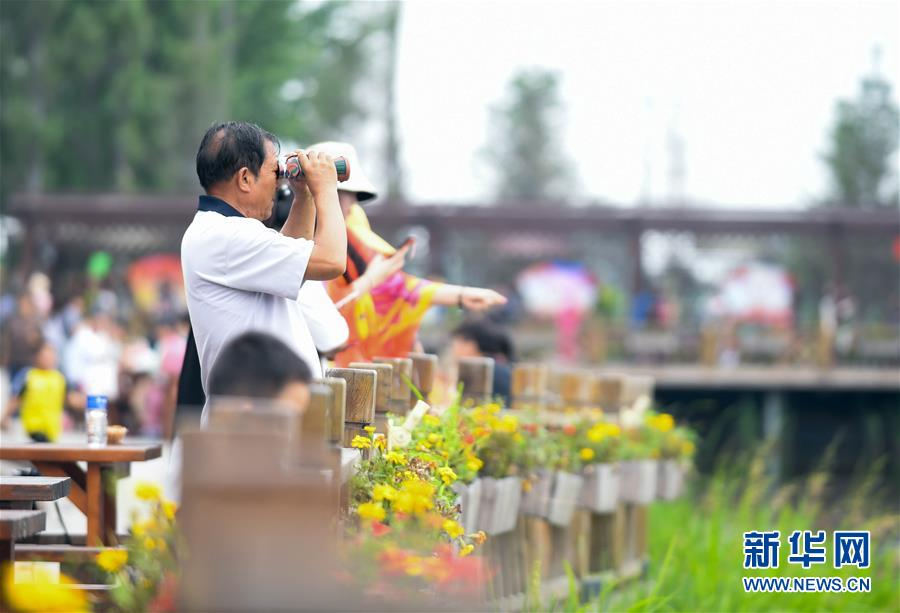 (社会)(8)吉林珲春:边境村发展特色乡村旅游