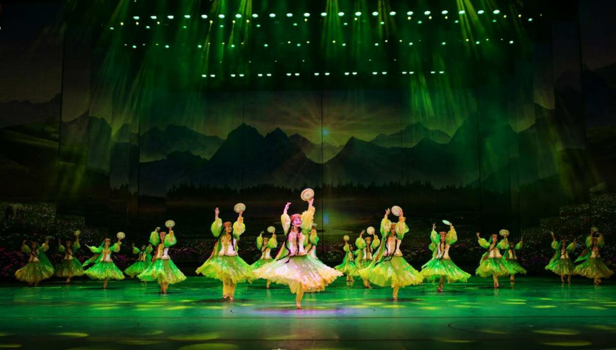 2017昌吉春节黄金周旅游启动,新疆大剧院携众旅游业谋