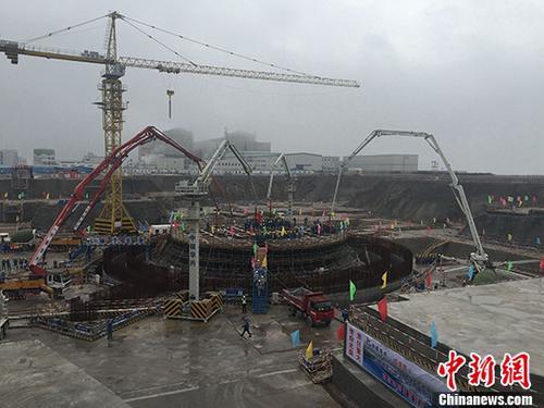 中国核产业潜在产值达万亿级核与辐射安全风险可控
