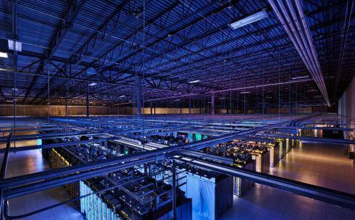 苹果在华建立首个数据中心