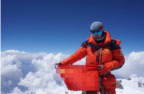 罗静成为中国首位登顶12座8000 米女性登山家